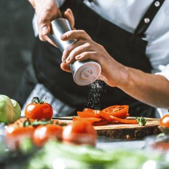 Website for a Restaurant Directory Brand